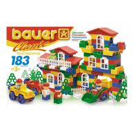 Конструктор Classik New, 183 элемента Кроха (Bauer).