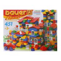 Конструктор Classik New, 451 элемент Кроха (Bauer).