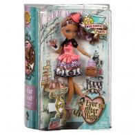 """Кукла Ever After High """"Долго и Счастливо"""" Шляпное чаепитие - Седар Вуд (Cedar Wood), Mattel, BJH32 в упаковке"""