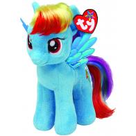 Пони Rainbow Dash, коллекция My Little Pony, мягкая игрушка, 33 см
