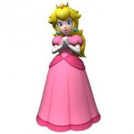 Фигурка Принцесса Персик (12 см) Mario Princess Peach)