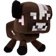 Детеныш коровы (18см), плюшевая игрушка, Minecraft 16538-mk