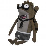 Ригби (Rigby), плюшевая игрушка со звуком (50 см), Regular Show 92152-mk