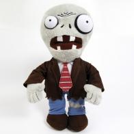 Zombie (27 см), мягкая игрушка со звуковыми эффектами, Растения против Зомби (Plants vs Zombies)
