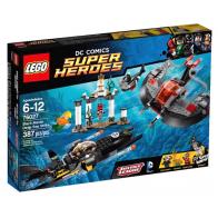 Глубоководная атака Черного Манты, серия Lego Super Heroes