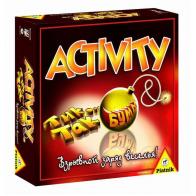 Игра настольная. ACTIVITY + Tик Так Бумм