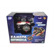 Камера-мини цифровая в виде наручных часов, эл/мех на батарейках, 9815