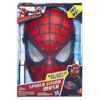 Маска Человека-Паука электронная