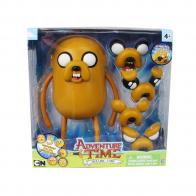 Фигурка Джейк (Jake) с меняющимся выражением лица, 25 см, Время приключений (Adventure Time)