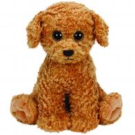 Мягка игрушка щенок Luke (рыжевато-коричневый), серия Classic, TY Beanie