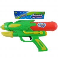 Водный пистолет, 33х5.5х18 см, S-00043