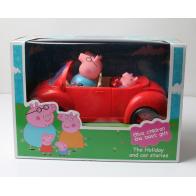 Семья Пеппы на пикнике, игровой набор