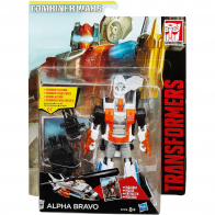Альфа Браво автобот, серия Дженерэйшнс Дэлюкс Transformers