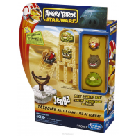 Игра Anrgy Birds Star Wars Jenga Tatooine