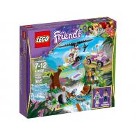 Спасательная операция на мосту, Lego Friends