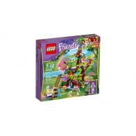 Домик на дереве в джунглях, Lego Friends