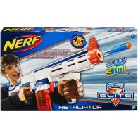 Nerf Бластер Elite N-Strike Retaliator Hasbro