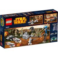 Lego Star wars, Битва на планете Салукемай