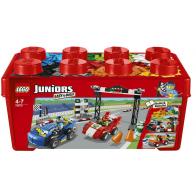 Раллийные гонки Лего Джуниорс