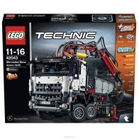 Мерседес-Бенц Арокс Lego Technic