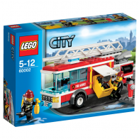 Пожарная машина Лего Сити