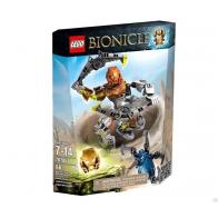 Похату Повелитель Камня Lego Bionicle