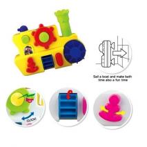Лодка для игры в ванне - игровой набор. 25037-no