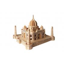 Тадж-Махал, сборная деревянная модель