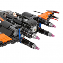Истребитель По, Лего Звездные войны (Lego Poe's X-wing Fighter Star Wars)