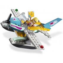 Школа пилотирования самолетов Лего Подружки