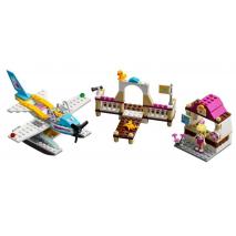 Школа пилотирования самолётов Лего Френдз