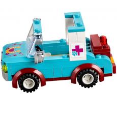 Круизный лайнер Lego Friends