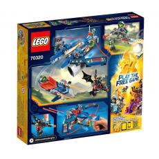 Аэро-арбалет Аарона Lego Nexo Knights