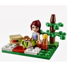 Летний пикник на лужайке, Лего Подружки 30108