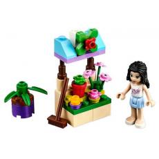 Цветочная лавка Эммы, Лего Подружки 30112