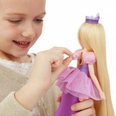 Кукла Рапунцель с волшебной тиарой