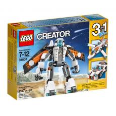 Конструктор LEGO CREATOR Летающий робот упаковка