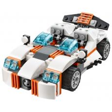 Конструктор LEGO CREATOR Летающий робот спортивная машина
