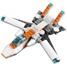 Конструктор LEGO CREATOR Летающий робот самолет
