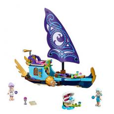 Корабль Наиды Lego Elves
