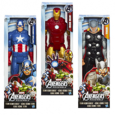 Фигурки серии Титаны A6699H. Avengers (Мстители) в ассортименте.