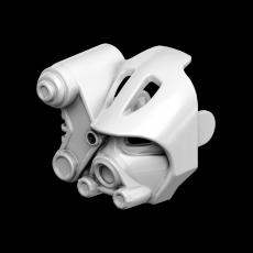 Конструктор LEGO BIONICLE Копака – Повелитель Льда - маска льда