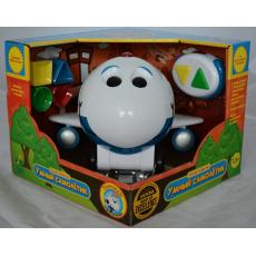 Умный самолетик, развивающая игрушка,  890240