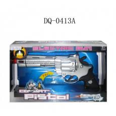 Револьвер со световыми и звуковыми эффектами