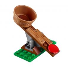 Самолетная атака свинок Lego Angry Birds