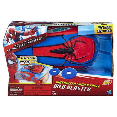 SPIDER-MAN. Бластер Человека-Паука