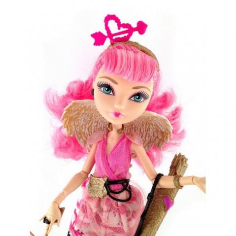"""Кукла Ever After High  """"Долго и Счастливо"""" Базовая - Кьюпид (Cupid), Mattel"""