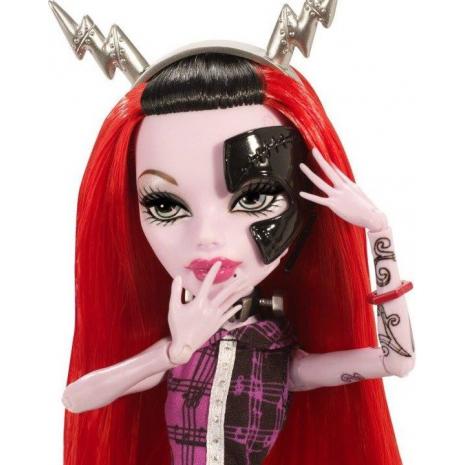Школа монстров серия Монстрические мутации Оперетта кукла купить