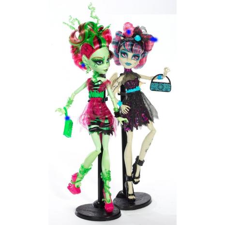 Кукла серии Вечеринка Зомби Рошель и Венера