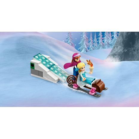 Ледяной замок Эльзы Lego Disney Princess